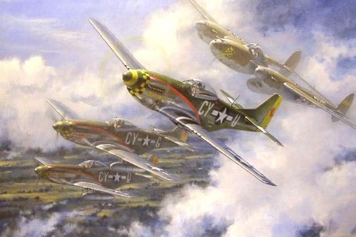 Guardians of Freedom <br> By Ronald Wong <br> CAF Planes<br>