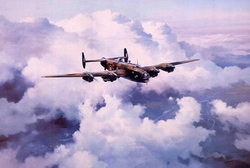 Halifax Legend by Robert Taylor