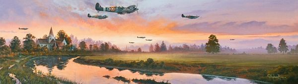 Heading For Home by Stephen Brown