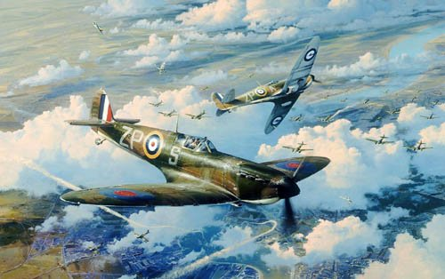 HEIGHT OF THE BATTLE - NEW GICLEE RELEASE by ROBERT TAYLOR<br>