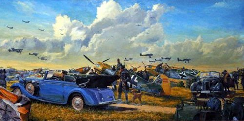 High Summer, 1940<br>By James Dietz