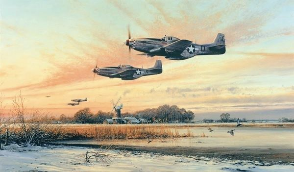 HOME AT DUSK - New Giclee Canvas by ROBERT TAYLOR