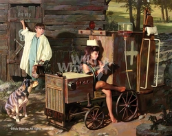 HOUSE CALLS by BOB BYERLEY