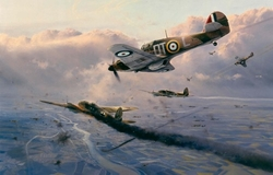 Hurricane Force<br> By Robert Taylor<br>Battle of Britain Trilogy<br> $395<br>