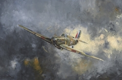 "HAWKER HURRICANE - BATTLE OF BRITAIN  <b style= ""color: red;font-weight:bold,"">     NEW RELEASE </b>     by MICHAEL RONDOT"