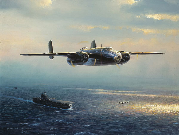 """I Could Never Be So Lucky Again<br> By Bill Phillips<br> <b style= """"color: blue; font-weight:bold,"""">     Doolittle Raid</b>"""