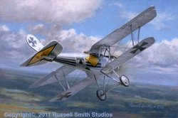 Jasta 30 Pfalz Dilla<br>Pfalz Dilla<br>By Russell Smith