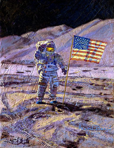 JIM IRWIN - INDOMITABLE By ALAN BEAN