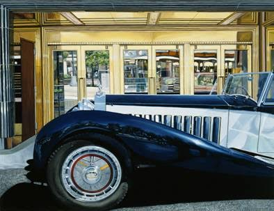 "<big><center>""Joske's Bugatti"" by Nancy Graham</big></center>"