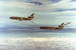 KC-10's GASSING THE MARINES by R.G. SMITH