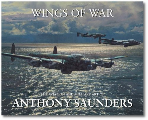 King of the Air <br>NEW RELEASE by Anthony Saunders<br> Book/Print Portfolio