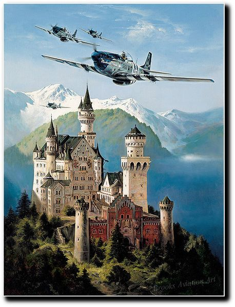 "<b>""KINGS OF THE CASTLE"" by HEINZ KREBS<br>"