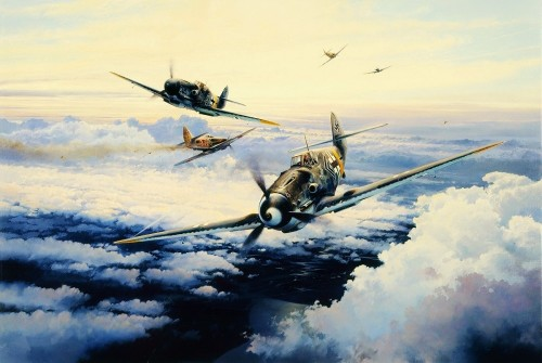 Knights of the Eastern Front <br> NEW GICLEE STUDIO PROOF <br> By Robert Taylor