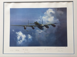"<big><center>""Lancaster"" by Frank Wooton<br> </big></center>"