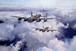 Lancaster, VC<br> By Robert Taylor