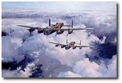 LANCASTER VC's - Rare Secondary Market by ROBERT TAYLOR
