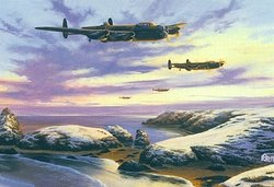Lancasters Over Kynance