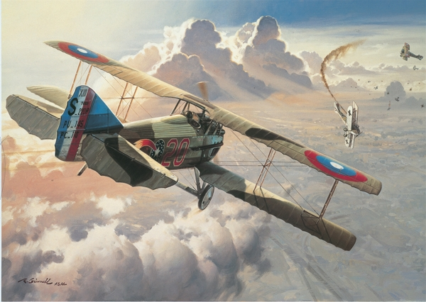 """LAST VICTORY by ROY GRINNELL <br> <b style=""""color:blue;font-weight: bold;"""">    Signed WWI Ace<br> Ray Brooks<br></b>"""