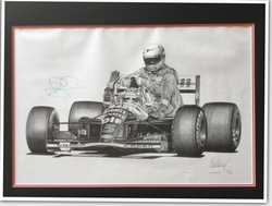 <big><center> �Legends� by Alan Stammers<br>Nigel Mansell in Williams #5</big></center>
