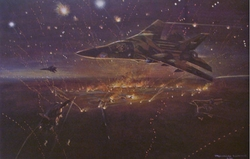 Liberty At War -F-111s of the  48th Fighter Wing - Kuwait<br>