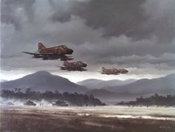 Marine F-4s In Vietnam<br>By R.G. Smith<br>