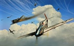 Masters of the Sky<br> Commemorative Portfolio<br> By Richard Taylor
