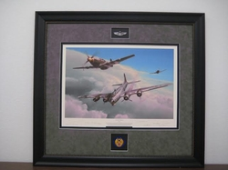Masters of the Sky - Framed  $795