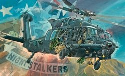MH -60M BLACK HAWK - PATRIOT  by BRYAN SNUFFER