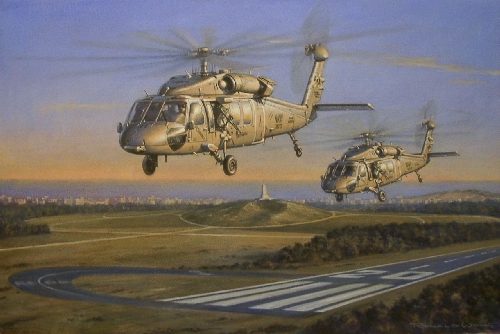 Crusaders First Flight<br> By Ronald Wong<br>