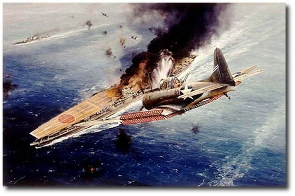 MIDWAY, STRIKE AGAINST THE AKAGI by ROBERT TAYLOR