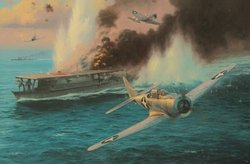 Midway - The Attack on the Soryu<br>NEW RELEASE  by Anthony Saunders<br>