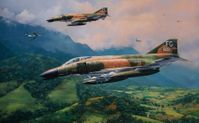 Mig ENCOUNTER by ANTHONY SAUNDERS