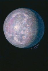 Monet's Moon <br> NEW RELEASE by Alan Bean