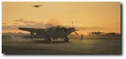 "MOSQUITOS AT DUSK<br> by GERALD COULSON <br> <b style= ""color: red;font-weight:bold,"">    NEW RELEASE</b>   Mosquito Pilot Signed"