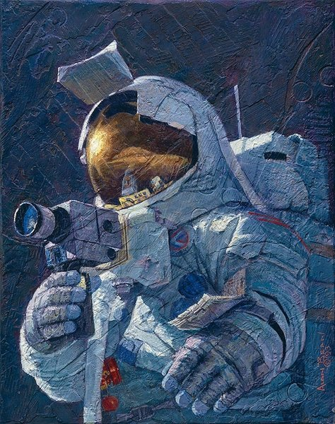 My Brother Jim Irwin<br> by Alan Bean