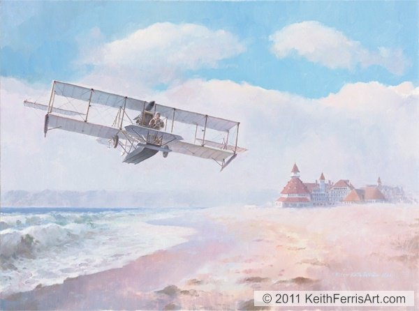 Navair Rising - New Giclee Release by Keith Ferris