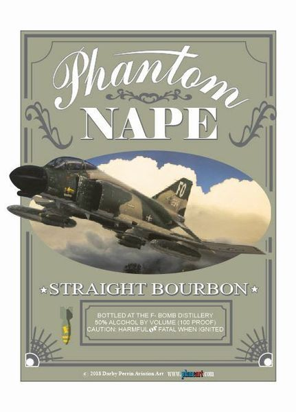 PHANTOM NAPE  by DARBY PERRIN