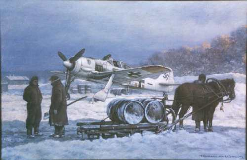 "AGAINST ""GENERAL WINTER"""