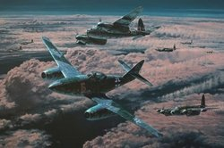 Night Skies Over The Reich<br>A Commemorative Portfolio