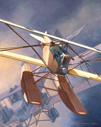 Lt. Fritz Hammer<br>By Steve Anderson<br>