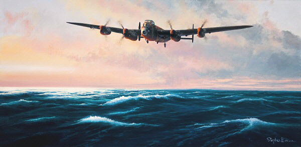 Dambusters - Dash For Home<br> By Stephen Brown<br>  $2,595<br>