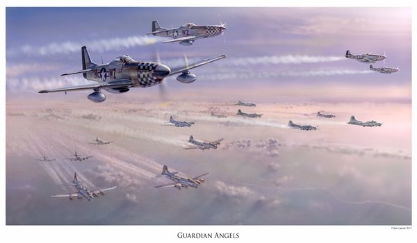 Guardian Angels <br> NEW GICLEE RELEASE <br> By Jim Laurier
