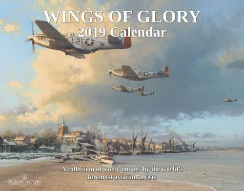 WINGS OF GLORY - 2019 calendar