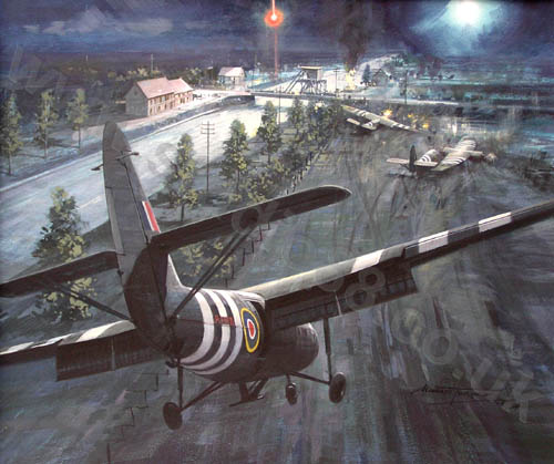 Operation Dead Stick<br> By Michael Turner<br>