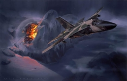 Combat Lancer <br> Paper Giclee Edition <br> by Jack Fellows