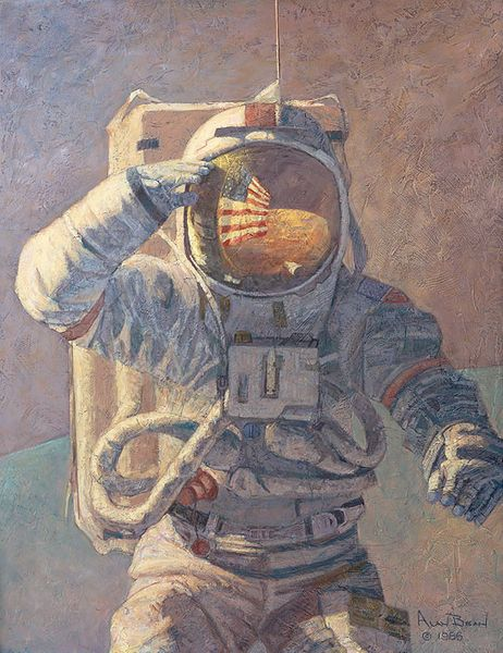 Our Own Personal Spaceships <br> NEW RELEASE by Alan Bean