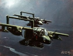 OV-10s Looking For Trouble <br>By R.G. Smith<br