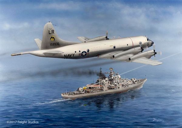 """""""CAC-7- SKEET FOR THE FLEET"""" by DON FEIGHT"""