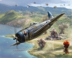P-47 Thunderbolt<br> NEW RELEASE by Jim Laurier<br>