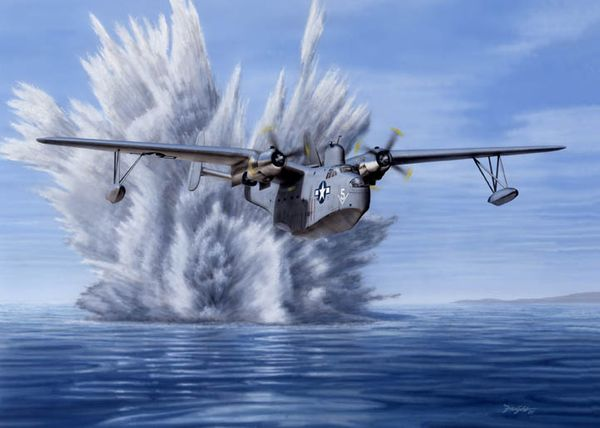 P-Boat: One - U-Boat: Nothing!<br> By Don Feight<br>